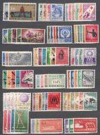 Indonesia Mint Hinged 18 Complete Sets - Indonésie