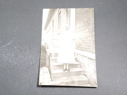 MILITARIA - Carte Photo Avec Infirmière  - L 20060 - Guerre 1914-18