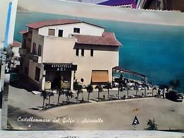 TRAPANI CASTELLAMMARE DEL GOLFO AUTOSTELLO A.C.I. VB1959 GU2517 - Trapani