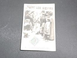 """MILITARIA - Carte Postale """" Hommage Aux Sœurs """"  - L 20061 - Guerre 1914-18"""
