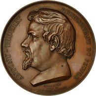 France, Médaille, Hommage De Reconnaissance Des Pompiers De La Seine, 1851 - France