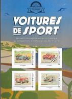 France 2018 - Yv N° 27A - Voitures De Sport - Rallyes Eté ** - France
