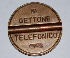 73 GETTONE TELEFONICO - U.T. - 7905 - Profesionales/De Sociedad