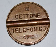 73 GETTONE TELEFONICO - U.T. - 7905 - Professionals/Firms