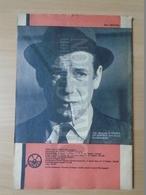 DC33.9 Cinema Magazine -Hungary  MOKÉP - 1966 - Yves MONTAND - Libros, Revistas, Cómics