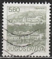 Jugoslavia 1981 Places Of Interest - Turismo - 1945-1992 Repubblica Socialista Federale Di Jugoslavia