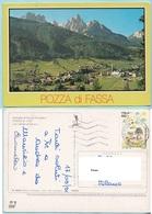 Trento Comune Di Sèn Jan Di Fassa Frazione Di Pozza Panorama - Trento