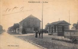 Feucherolles - La Gare - Francia
