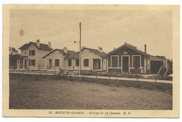 33-HOURTIN-Groupe De La Chanau... Animé - Francia
