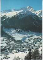 Splügen Gegen Das Skigebiet Von Der Danatz-Höhe Und Mit Dem Tambohorn - Photo: Geiger - GR Grisons