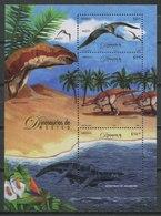 Mexico 2006 / Prehistoric Animals MNH Dinosaurios Prähistorische Tiere / Cu9212  41 - Prehistorics