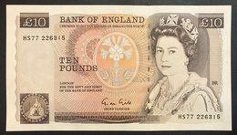 GRAN BRETAGNA Great Britain 10 Pound 1988-1991 Q.fds   LOTTO 2040 - Banknotes