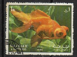 PIA - ARABIA DEL SUD-EST : SHARIAH - 1970 : Pesci - (Yv P.A. 75) - Arabia Saudita