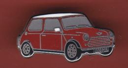 53203- Pin's-Automobile.Mini Cooper.BMW.signé ATC. - BMW