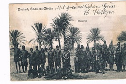 AFR-1122   DEUTSCH SÜDWEST AFRIKA : Hereros - Namibia