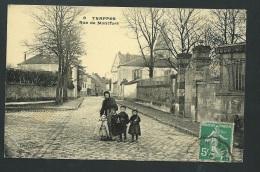 78 - TRAPPES -- Rue De Montfort  - Zbe85 - Trappes