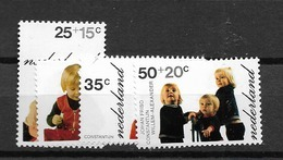 1972 MNH Netherlands, NVPH 1020-23 Postfris - Ungebraucht