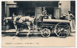 CPA - TOULON (Var) - Le Torpilleur... De Haute Mer... - Toulon