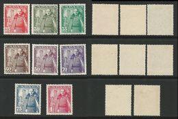 SPAGNA 1948 / 1954 - Generale FRANCO - N. 766 Nuovi*  - Lotto 1170 - 1931-Oggi: 2. Rep. - ... Juan Carlos I