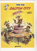 MORRIS  Ed Arno N°842/3  -  Bande Dessinee Lucky Luke Dalton City -  Gateau Anniversaire -   CPM  10,5x15 BE Neuve - Illustrateurs & Photographes