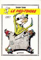 MORRIS  Ed Arno N°842/13  -  Bande Dessinee Lucky Luke Le Pied Tendre  -   CPM  10,5x15 BE Neuve - Illustrateurs & Photographes