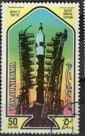 PIA - ARABIA DEL SUD-EST : RAS AL KHAIMA - 1971 : Soyouz II - (Yv 73) - Saudi Arabia