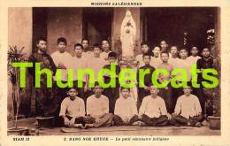 CPA  MISSIONS SALESIENNES SIAM II BANG NOK KHUEK LE PETIT SEMINAIRE INDIGENE - Thaïland