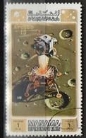 PIA - ARABIA DEL SUD-EST : MANAMA - 1971 : Apollo 15 - (Yv 48) - Saudi Arabia