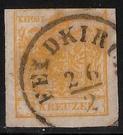 "Nr. 1y, Klar "" FELDKIRCH "",  #a719 - 1850-1918 Empire"