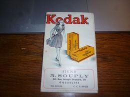 BC5-2-0  Pochette Photo Kodak Souply Gosselies - Photography