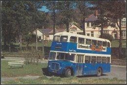 Taff Ely Borough Council AEC Regent V 2MD3RA - Transicard Postcard - Buses & Coaches