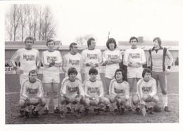 Football Anderlecht Et Vedettes Van Himst Merckx Semelin Renkin Standard ... (14.5 X 10.5) - Other