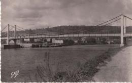 D76 - Elbeuf - Le Pont De Guynemer Sur La Seine : Achat Immédiat - Elbeuf