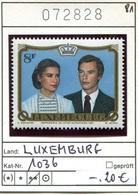 Luxemburg - Luxembourg - Michel  1036 - ** Mnh Neuf Postfris - Luxemburg