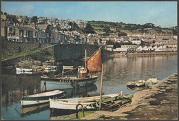 Newlyn, Cornwall, C.1960s - J Arthur Dixon Postcard - England