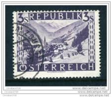 Mi. 852 Gestempelt - 1945-.... 2ª República