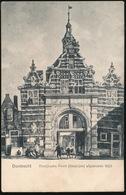 DORDRECHT  - RIEDIJKSCHE POORT STADSZIJDE  AFGEBROEKN 1833 - Dordrecht
