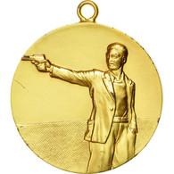 France, Médaille, Prix De Tir, SUP, Gilt Bronze - France