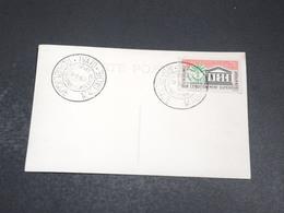 MADAGASCAR - Oblitération De La Journées Des Bases Aériennes - Ivato En 1960 Sur Carte Postale - L 20138 - Madagascar (1960-...)