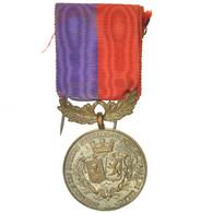 France, Fédération Musicale Du Nord-Pas-de-Calais, Médaille, Très Bon état - Army & War