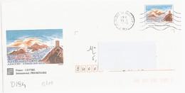 D194 Entier / Stationery / PSE - PAP Les îles Sanguinaires, Corse Du Sud (20) - PAP: Sonstige (1995-...)