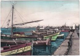 Gf. TRIPOLI. Il Porto. 46 - Libia