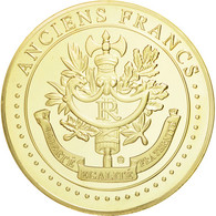 France, Médaille, Les Anciens Francs, Billet De 5000 Francs Victoire, FDC - France