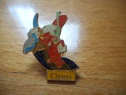 A002 -- Pin's Olida -- Exclusif Sur Delcampe - Food