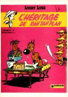 LUCKY LUKE - L'Héritage De Ran Tan Plan - Stripverhalen