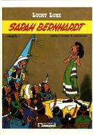 LUCKY LUKE - Sarah Bernhardt - Stripverhalen