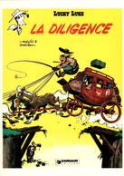 LUCKY LUKE - La Diligence - Stripverhalen
