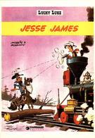 LUCKY LUKE - Jesse James - Stripverhalen