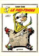 LUCKY LUKE - Le Pied-Tendre - Stripverhalen