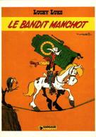 LUCKY LUKE - Le Bandit Manchot - Stripverhalen